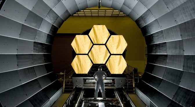 Space teleskope | Teleskop für das Universum