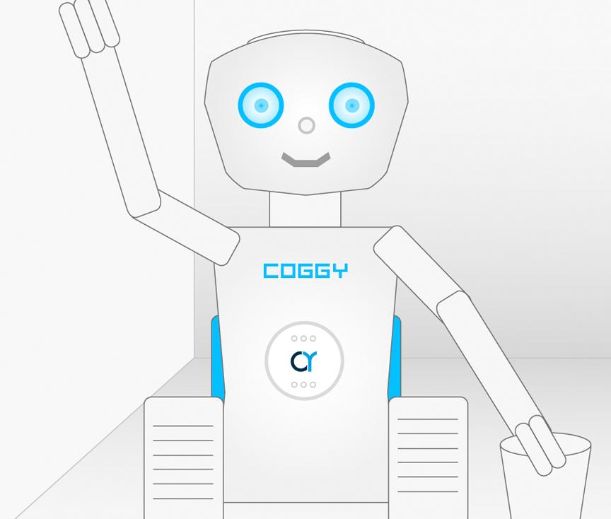 A COGGY bot